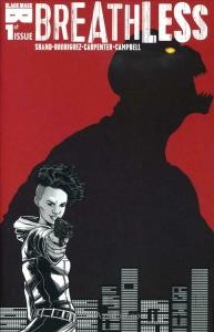 Breathless #1A VF; Black Mask | save on shipping - details inside