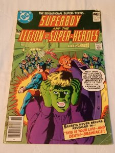 Superboy and the Legion of Super-Heroes #256 (1979) EA2