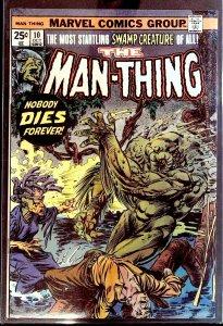 Man-Thing #10 (1974)