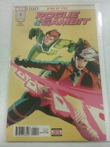 Rogue and Gambit #4 MARVEL Legacy NW26
