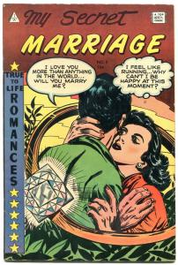 My Secret Marriage #9 1964- Golden Age Romance reprints- LB Cole VF