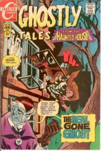 GHOSTLY TALES (1966-1984) 80 F+ Ditko art  June 1970 COMICS BOOK