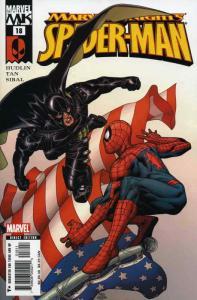 Marvel Knights Spider-Man #18 FN; Marvel   save on shipping - details inside
