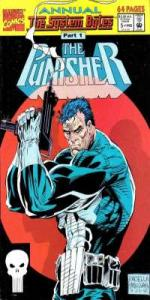 Punisher (1987 series) Annual #5, NM (Stock photo)