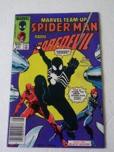 Marvel Team-Up #141 (7.0) 1984 Mark Jewelers Variant Marvel Comics ID90H