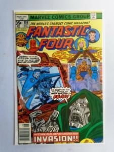 Fantastic Four (1st Series) #198, Newsstand Edition 6.0/FN (1978)
