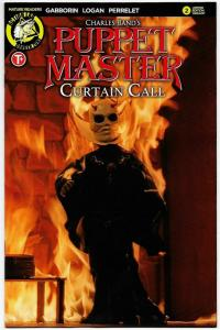 Puppet Master Curtain Call #2 Cvr D (Action Lab, 2017) NM