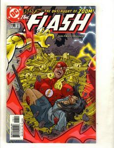Lot Of 3 Flash DC Comic Books # 198 199 200 NM 1st Prints Blitz Batman Arrow GK5