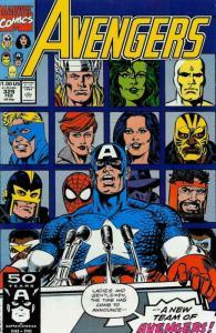 Avengers, The #329 FN; Marvel | save on shipping - details inside
