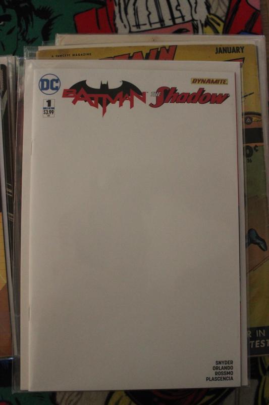 Batman/Shadow 1 NM/MT