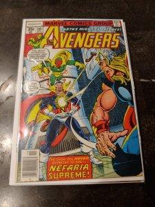 The Avengers #166 (1977)