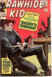 RAWHIDE KID (1960-1979) 42 VG-F  October 1964 COMICS BOOK