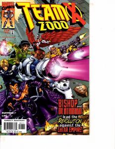 Lot Of 2 Marvel Comic Books Team X 2000 #1 and Darkhawk Annual #1  ON12