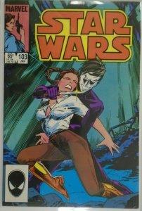 Star Wars #103 - 5.0 VG/FN - 1986