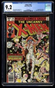 X-Men #130 CGC NM- 9.2 White Pages 1st Dazzler! Marvel Comics