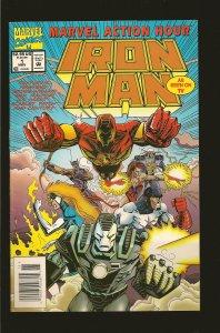 Marvel Action Hour: Iron Man #1 November (1994)