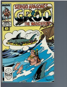 Groo the Wanderer #54 (1989)