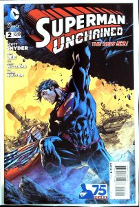 Superman Unchained #2 (2013)