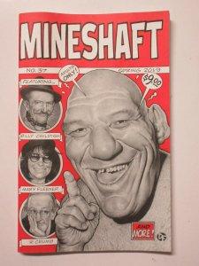 Mineshaft no. 37 Spring 2019 20th Anniversary Underground Comix Magazine r Crumb