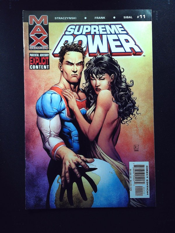 Supreme Power #11 (2004)