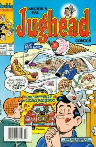 Archie's Pal Jughead Comics #115 (Newsstand) FN; Archie   save on shipping - det