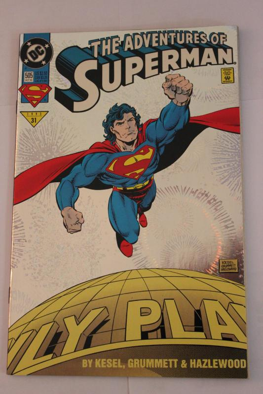 Adventures of Superman 505 9-4-nm