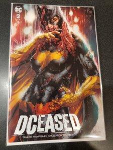DCEASED #3 (OF 6) UNKNOWN JAY ANACLETO EXCLUSIVE DCEASED