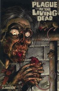 Plague of the Living Dead #5A VF/NM; Avatar | save on shipping - details inside