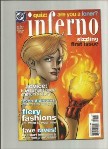 INFERNO #1, NM, DC, 1997 more DC in store