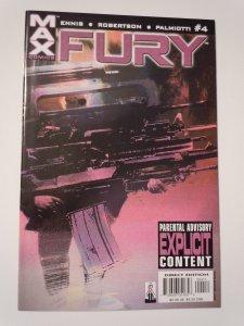 Fury (Max) #4 (2002)