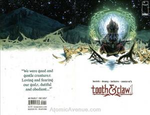 Tooth And Claw (2nd Series) #1 VF/NM; Image   save on shipping - details inside