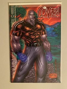 Coven #1B Dynamic Forces 8.0 VF 2nd Series (1999)