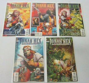Jonah Hex Riders of the Worm and Such comics from:#1-5 set 8.0 VF (1995)