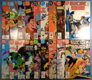 Suicide Squad Lot #2-19 DC Batman Complete Run