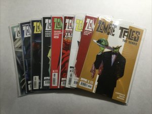 Zombie Tales The Series 1 2 3 4 8 9 10 11 12 Lot Run Set Boom Studios