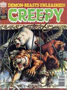 Creepy (1964 series) #103, VF- (Stock photo)
