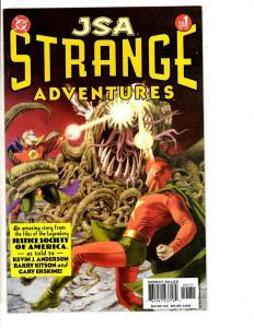 11 DC Comics JSA Strange Adventures # 1 2 3 4 5 6 + Deadshot # 1 2 3 4 5 MF9