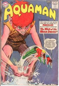 AQUAMAN 10 GOOD  July-August 1963