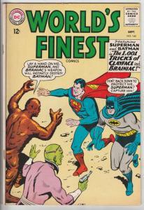 World's Finest #144 (Sep-64) VF/NM High-Grade Superman, Batman, Robin