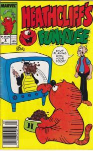 Heathcliff's Funhouse #8