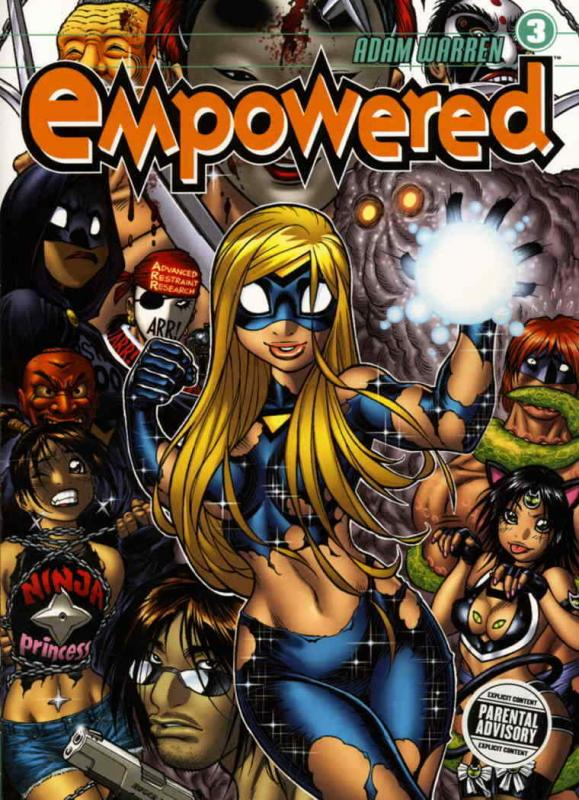 Empowered #3 VF/NM; Dark Horse | save on shipping - details inside