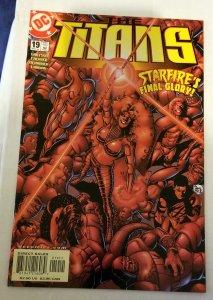 The Titans #19 (2000)