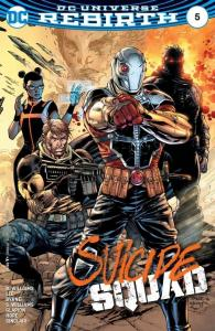 SUICIDE SQUAD #5, NM, Jim Lee, Rebirth, 2016, more Harley Quinn in store