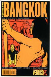 BANGKOK #1 2 3 4, NM to NM+, Vertigo, Thailand, Girls, Elephant, Asian, 2003