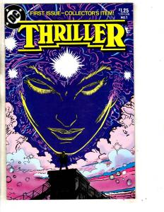 Lot Of 8 Thriller DC Comics Limited Series # 1 (2) 2 (2) 3 4 5 6 TD2
