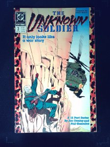 The Unknown Soldier #3 (1989)