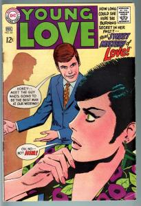 Young Love #65-VG/FN-SWEET MYSTERY OF LOVE-DC Romance VG/FN