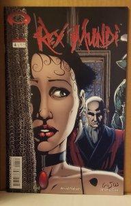 Rex Mundi #4 (2003)