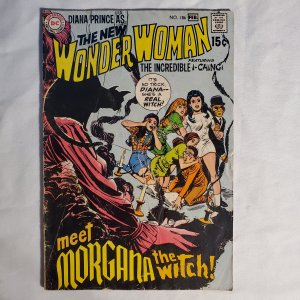 Wonder Woman #186 Fair