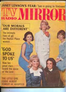 TV Radio Mirror-Barbara Perkins-Dorothy Malone-Dean Jones-Oct-1966